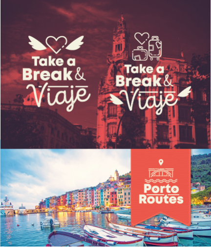 Porto Routes – Take a Break & Viaje